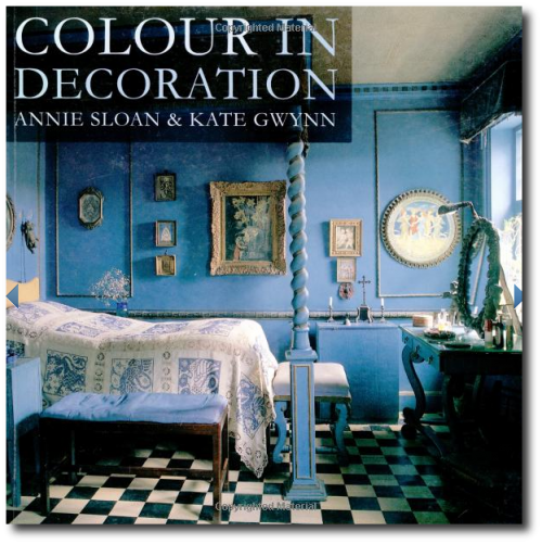 Color In Decoration Annie Sloan
