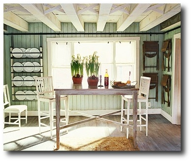 European Cottage Style Swedish Elegance