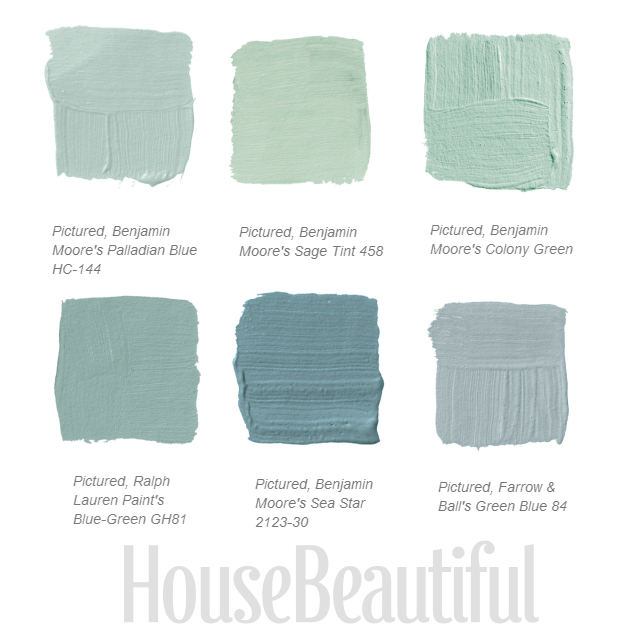 House Beautiful- 26 Designers Share Their Favorite Grays4