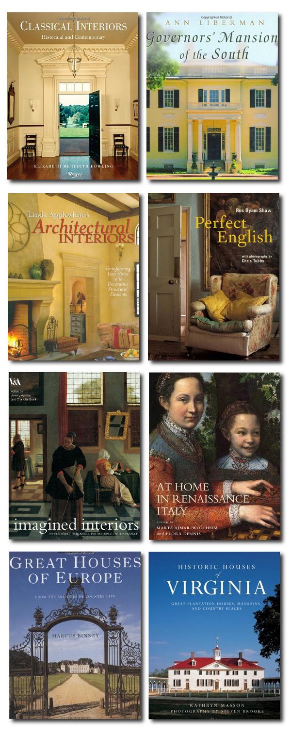 Interior Design Books Worth Looking At