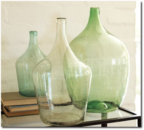 Oversized Wine Bottles Pottery Barn