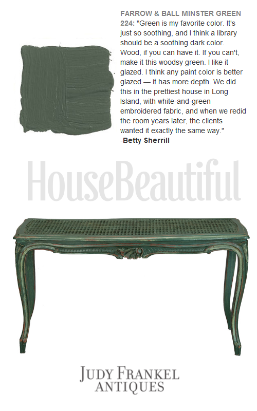 Paint Colors In Green, French Provincial And Swedish Decorating Ideas