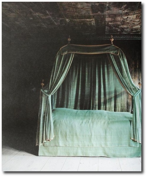 Skogaholm Manor, Elle Decoration Magazine