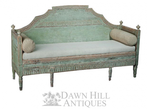 Swedish Bench Dawn Hill Antiques