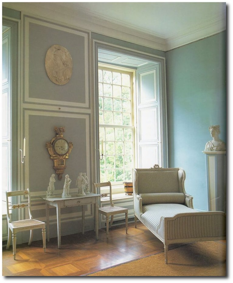 Gustavian Swedish Style Decor On Pinterest Swedish