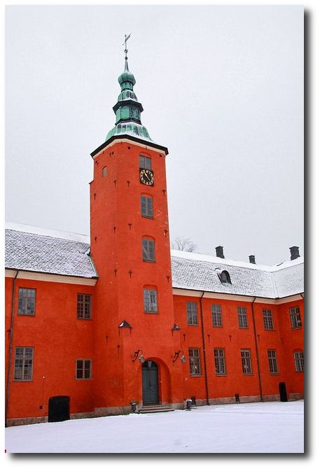 Halmstad Slott, Halland, Sweden- 2013-02-10 by Giåm on Flickr (cc)