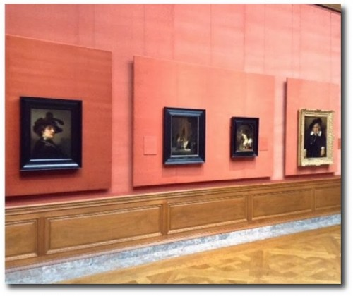Rembrandt Paintings Seen On Habitually Chic Blog