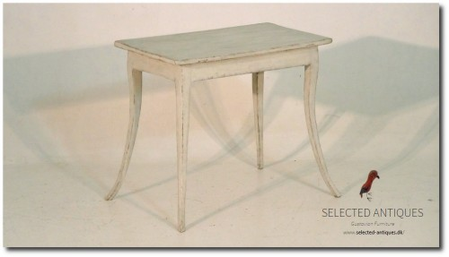 Rare lovely Gustavian freestanding table, circa 1810