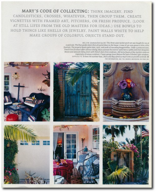 Linda And Lindsay Kennedy California Bungalow Decorated In The Swedish Style Page 2
