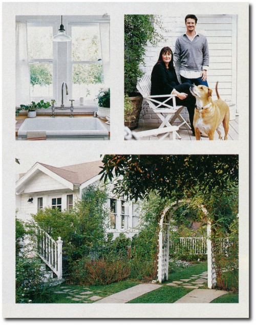 Linda And Lindsay Kennedy California Bungalow Decorated In The Swedish Style Page 5 Picture 4