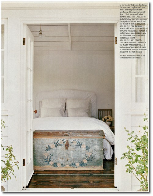 Linda And Lindsay Kennedy California Bungalow Decorated In The Swedish Style Page 9