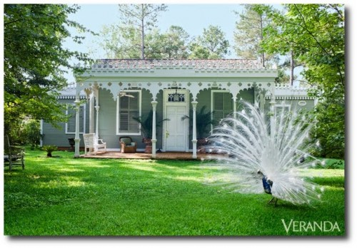 Peacock House Featured In Veranda Magazine Mimi Reed and produced by Carolyn Englefield 4