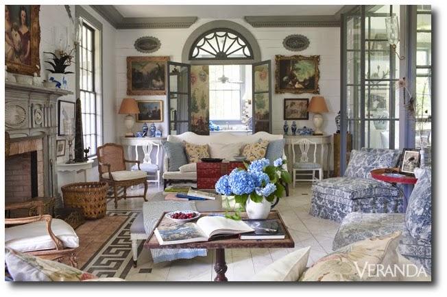 A Look Behind Classic Interior Designer Furlow Gatewood S Home In Americus Georgia