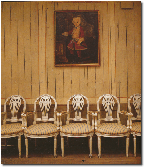 The Kristiana- An Elegant Club in Denmark- Norway, Scandinavia, Nordic Style, European Countries, 18th Century, 19th Century Interiors,  Norwegians, Viking carpenters, Country Nordic Homes, Norwegian Homes