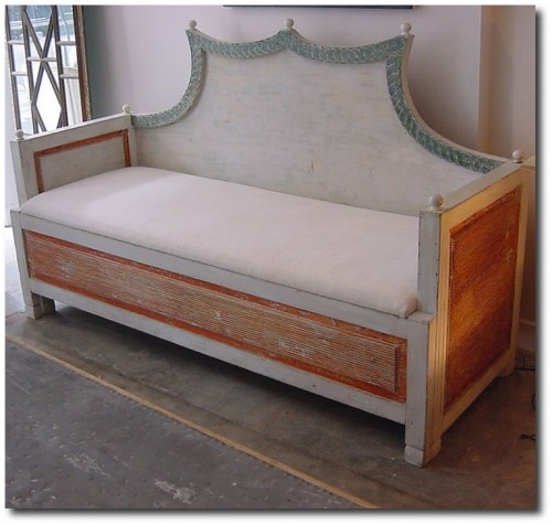 Swedish Bench Sofa Bed