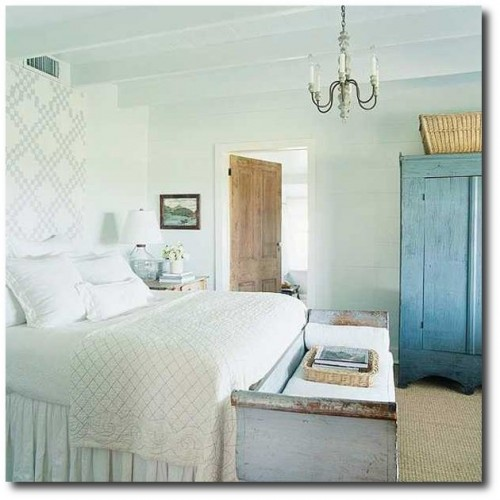 Cozy Cottage-Style Bedrooms , Found on bhg.com