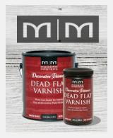 Modern Masters Dead Flat Varnish ad