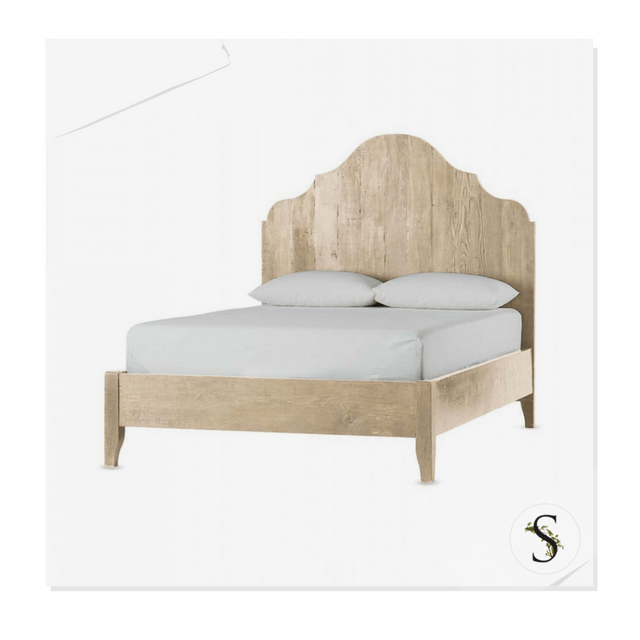 A Gustavian Styled Country Bed For Home Decorated Around The