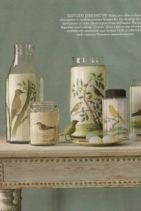 Swedish Furniture Paint Finishes – Picture From Martha Stewart Living