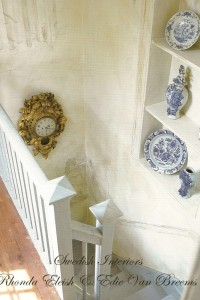 Swedish Furniture & Decor -Libby Holsten's Staircase