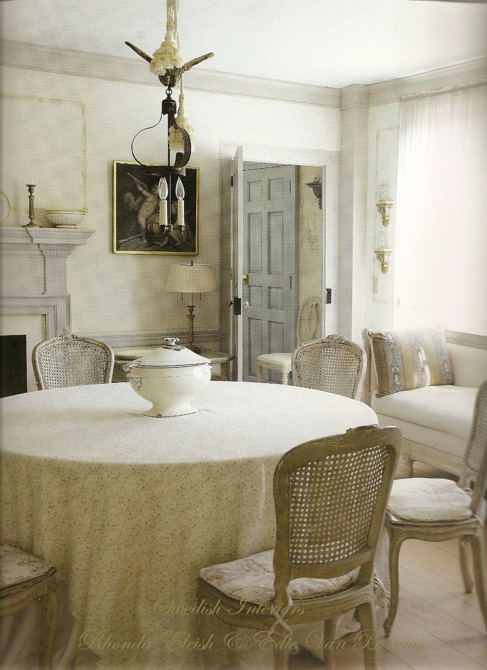 Book Review: Swedish Interiors By Rhonda Eleish & Edie Van ...