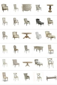 European and Swedish Reproduction Furniture From Adian Gray