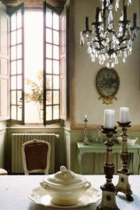 French Country Dining Room photo by brocantegirl From Genuine Style .net