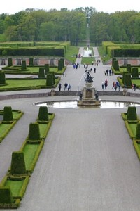 Drottningholm Palace- Garderns Picture Credit Sims 1