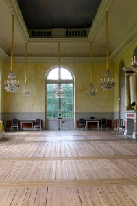 Drottningholm Palace Theatre Lobby To the Court Theatre 1791