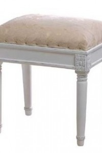 Cute Neoclassical Styled Bench
