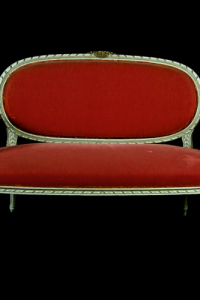 Gustavian Sofa 1900s From Swedish Interior Design