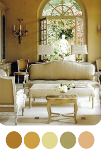 Gustavian Style Decorating