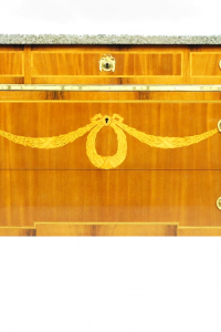 SWEDISH LOUIS XVI STYLE CHEST OF DRAWERS BUFFET