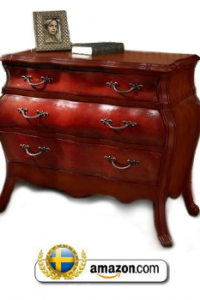 Swedish Looking Painted Chest