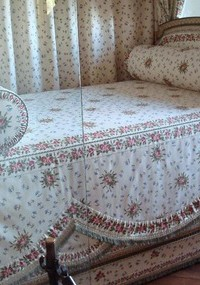 The Bed of Marie Antoinette