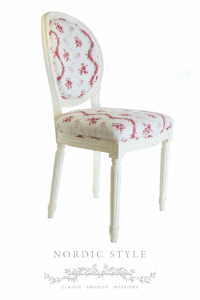 Tullgarn Upholstered Chair By Nordic Style
