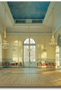 Drottningholm translates as Island of the Queen – in the late 16th Century built King Johan III.