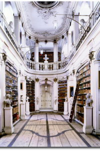Duchess Anna Amalia Library in Weimar was built in 1562 as Anna's house