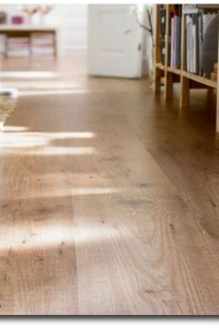 Tundra laminate flooring House To Home Magazine