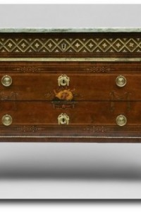 A Swedish Gustavian Chest Of Drawers, by Nils Petter Stenström.