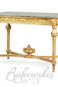 Parlor Table Gustavian