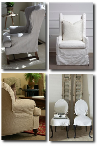 Slipcover Examples