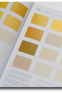 The book is 'Choosing Colours' by Kevin McCloud