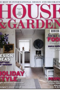 Lars Bolander's Home Featured in Home and Garden Magazine