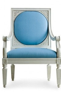 Regale Arm Chair From Bunny Williams