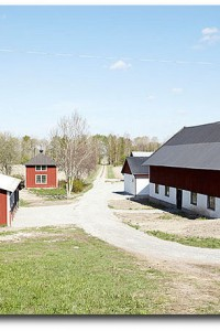 A Swedish Farmhouse 1