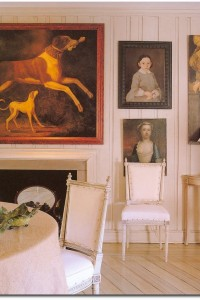 Decorating with Antiques Caroline Clifton-Mogg