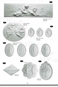 Decorative plaster – Plaques From www.grandissonstoves.co.uk
