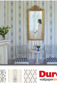 Swedish Wallpaper From Duro